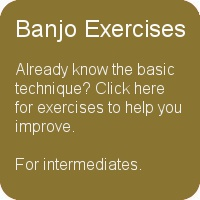 banjo exercises